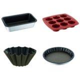 formy, nádoby a plechy na pečenie
