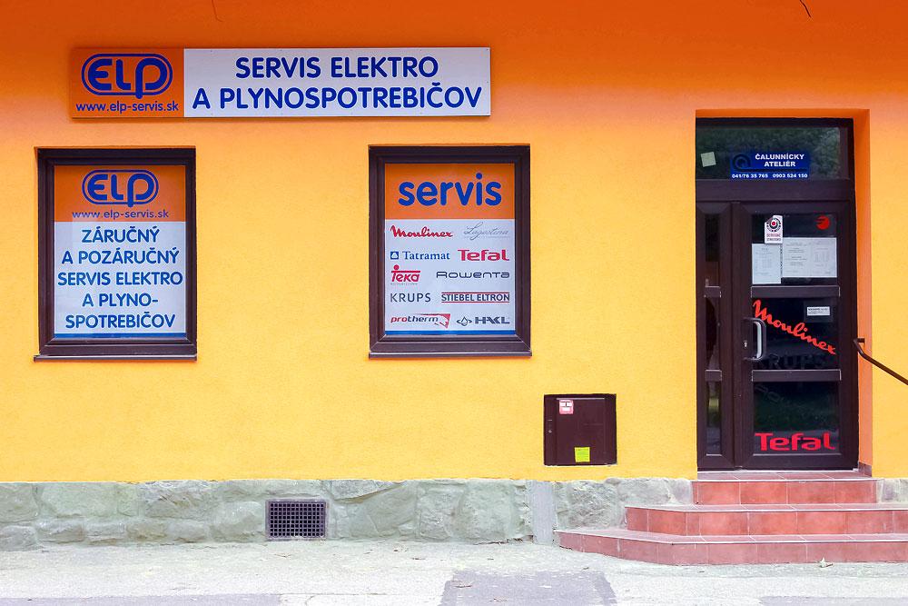 ELP servis Žilina